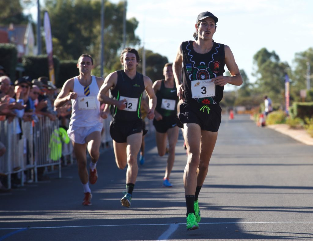 Gusman and Tighe claim The Leonora Golden Gift Elite Mile title